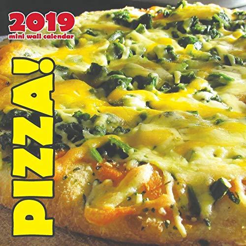 Pizza! 2019 Mini Wall Calendar by Wall Publishing