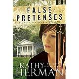 False Pretenses: A Novel (Secrets of Roux River Bayou)