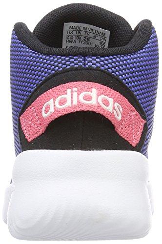 Hautes Adidas Enfants Mid Refresh maruni Unisexes Pour Chaussures 000 Cloudfoam Azalre Ftwbla Bleues IxwqrI