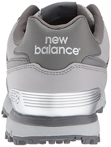 Pictures of New Balance Men's 574 SL Golf Shoe White Large 8