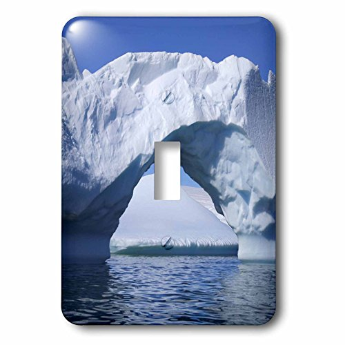 (3dRose LLC 3dRose LLC lsp_69738_1 Iceberg arch, American Palmer Station, Antarctica-AN01 KSU0221 - Keren Su - Single Toggle Switch)