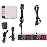 REES52 HD HDMI/AV Output Mini TV Handheld Game Console Video Game Console with 500 Different 8 Bit Games Built-in for 4K TV PAL & NTSC