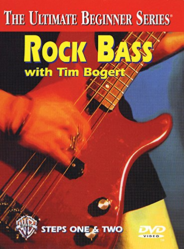 (Ultimate Beginner Rock Bass: Steps One & Two (DVD))