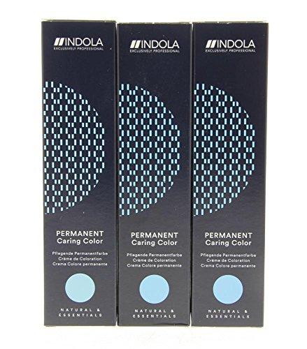 Indola Permanent Caring Color 10.0-60 ml.: Amazon.es