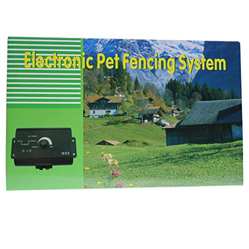 In Ground Electric Dog Pet Fence Containment System 2