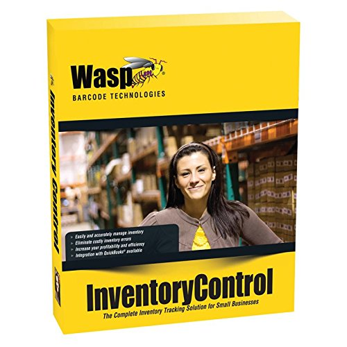 Unitech 633808342050 Inventory Control Standard Software (Wasp Inventory Control)