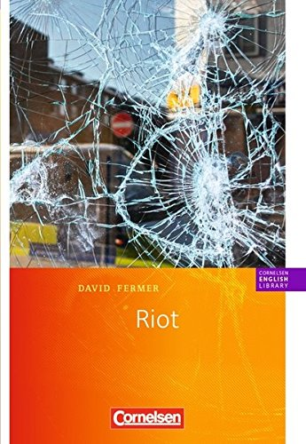 Cornelsen English Library - Fiction: 9. Schuljahr, Stufe 2 - Riot: Lektüre zu Lighthouse, Headlight und Highlight
