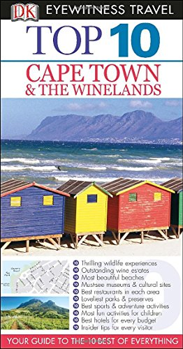 Top 10 Cape Town and the Winelands (Eyewitness Top 10 Travel Guide)