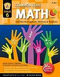 Common Core Math Grade 6, Marjorie Frank, 1629502359