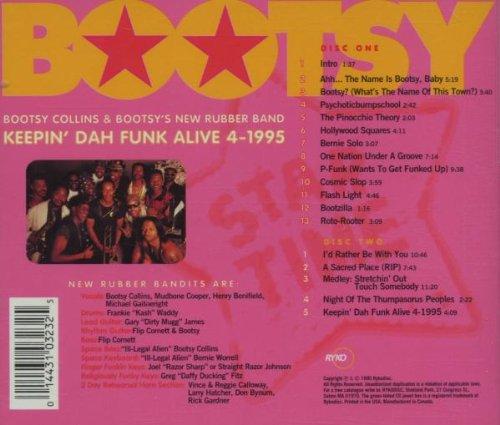 Keepin Dah Funk Alive