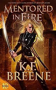 Mentored in Fire (Demon Days, Vampire Nights World Book 10) (English Edition)
