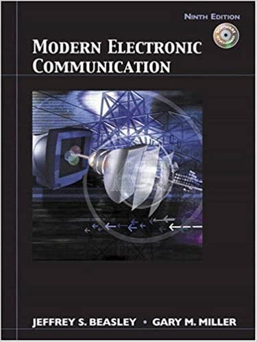 Modern electronic communication 9th edition jeffrey s beasley modern electronic communication 9th edition jeffrey s beasley gary m miller 9780132251136 amazon books fandeluxe Images