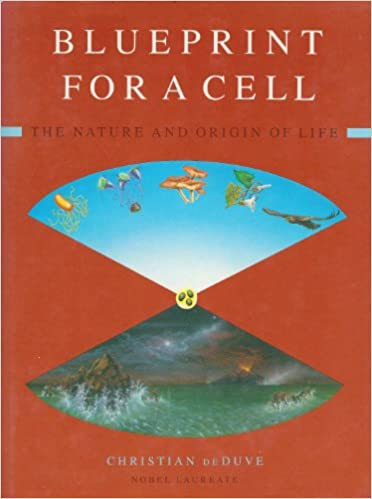 Amazon blueprint for a cell the nature and origin of life amazon blueprint for a cell the nature and origin of life 9780892784103 christian deduve books malvernweather Choice Image