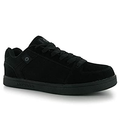 brand new 85c43 b47aa Amazon.com   Airwalk Mens Brock Skate Shoes Lace up Sport Casual Trainers    Skateboarding