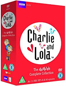 Charlie and Lola - The Absolutely Complete Collection Box Set [Reino Unido] [DVD]
