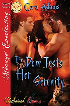 book cover of The Dom Tests Her Serenity