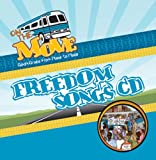 Vacation Bible School On the Move Freedom Songs CD VBS09: God's Grace from Place to Place