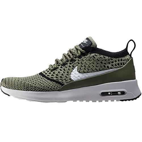 Nike - Air Max Thea Flyknit Palm Green - Sneakers Damen