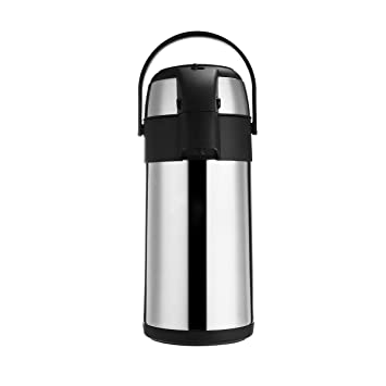 Dispensador de agua caliente para termostato de agua caliente para la oficina de acampada de viajes en casa: Amazon.es: Hogar