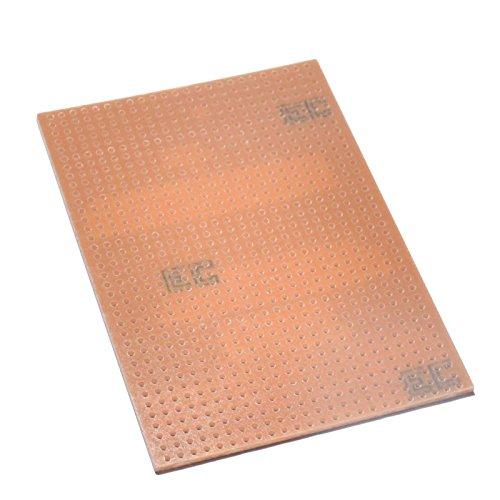 Prototyping Vero Board 95mm x 127 mm UTRONIX 4 Pack PCB Strip Board