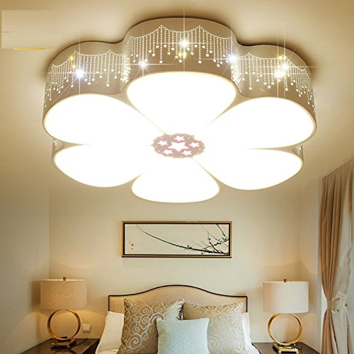 Mmynl Ceiling Lights For Bedroom Children S Lamp Led Boy Petal Room Girl