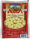 Anna Mini Potato Gnocchi, 17.6 Ounce Bags (Pack of 12)
