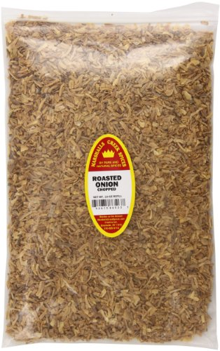 Marshalls Creek Spices Refill Pouch Roasted Onion Chopped Seasoning, XL, 16 Ounce by Marshall's Creek Spices