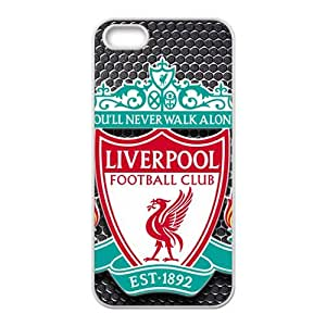 Liverpool Football Club Cell Phone Case for iPhone 5S