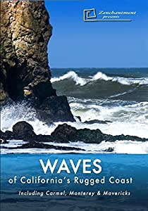 Waves of California's Rugged Coast - Including Carmel, Monterey & Mavericks