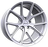 Bravado Tribute Wheel with Silver Finish (20x9.5''/5x114.3mm)
