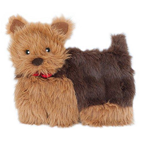 ZippyPaws ZP281 Pup Yorkie Squeak Toy