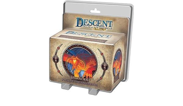 Descent - Pack de Lugarteniente - Valyndra: Amazon.es: Juguetes y juegos