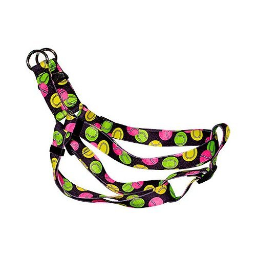S Yellow Dog Design Step-In Harness, Small, B's Balls