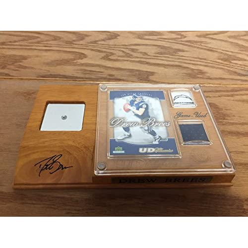 timeless design 0061e 468af Drew Brees GAME USED CHARGERS JERSEY Limited Edition ...