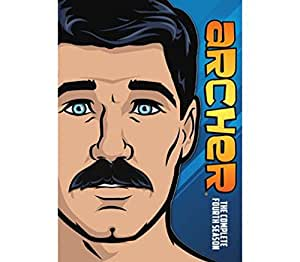 Archer: The Complete Fourth Season [Blu-ray]