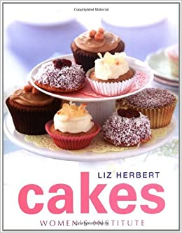 Book Women's Institute: Cakes