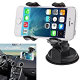 Best GENERIC Cup Holder For Cars - Universal 360 Degree Rotation Suction Cup Car Holder Review