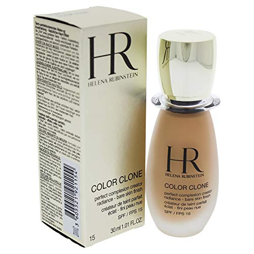 Helena Rubinstein Color Clone Perfect Complexion Creator Spf 15, 15 Beige Peach, 1 - Clone Oz Color 1