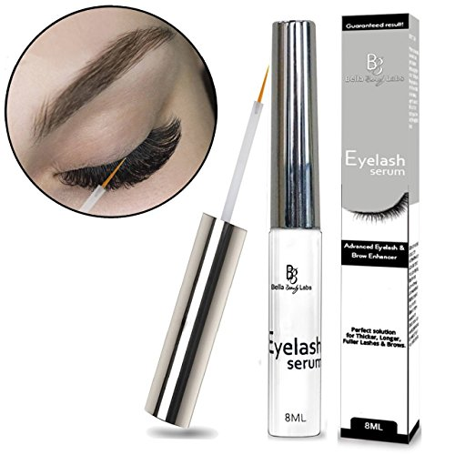 Review Eyelash Growth Serum Enhancer