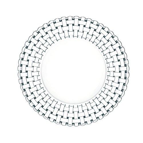 Swirl Square Accent Plate - Nachtmann Bossa Nova Salad Plate 9