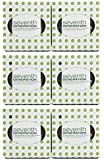 Seventh Generation Facial Tissues Cube, 2 ply - 85 count- (Pack of 6)