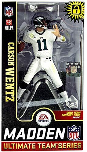 McFarlane Carson Wentz (Philadelphia Eagles) EA Sports Madden NFL 19 Ultimate Team Series 1 from 19 Ultimate Team Series 1