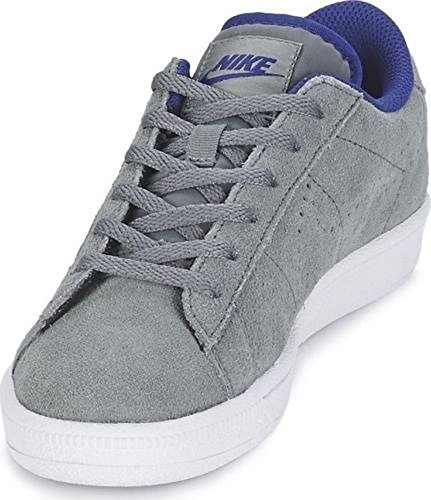 Grey wht Tennis Chaussures Ryl NIKE Gris Gry EU Classic GS de dp 5 Cl 35 Cool Bl Garçon Gris Blanc xHOqSOw