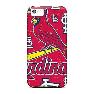 Cute Appearance Cover/tpu Nff997ipvU St. Louis Cardinals Case For Iphone 5c