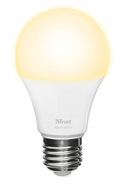 Trust Smart Home ZLED-RGBG6 - Punto de luz LED Inteligente RGB Ajustable (controlable