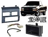 89 chevy truck dash kit - Stereo Install Dash Kit Chevy Pickup 88 89 90 91 92 93