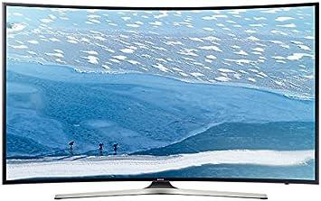 Samsung UE49KU6170 - Televisor (Ultra HD, curvado, 49