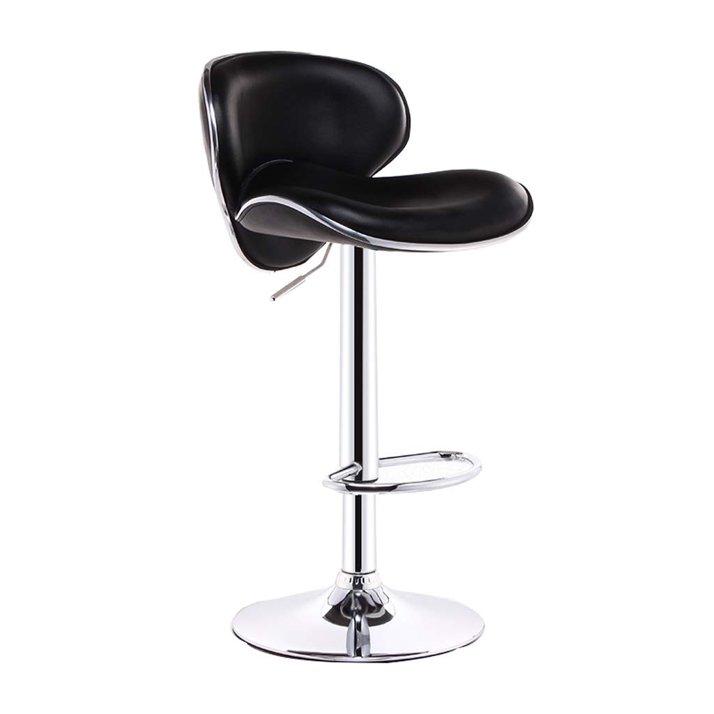 Superbe Barstools And Chairs YXGH@ Bar Stool, Swivel Chair, Front Desk Stool,  Jewellery Counter Chair, Height Adjustable, 360° Rotation, High Foot    Comfortable ...
