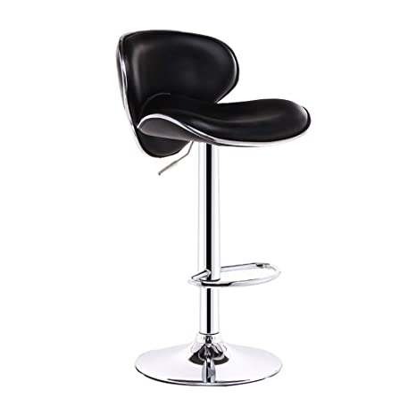 Groovy Amazon Com Bar Stool Swivel Chair Front Desk Stool Squirreltailoven Fun Painted Chair Ideas Images Squirreltailovenorg