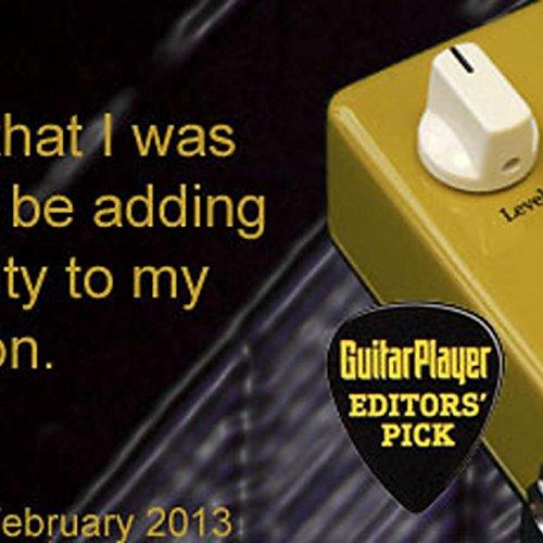 マーティン/Carl Martin PlexiTone Single Channel Guitar Effects Pedal/アンプ/エフェクター【並行輸入品】 B00E6R5RO2